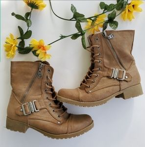 Guess | lace up boots